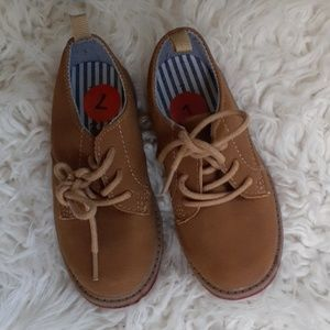 Little boys Carters dressy shoes